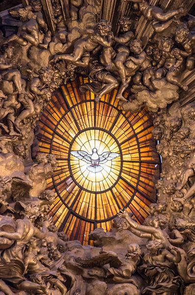 window-holy-spirit